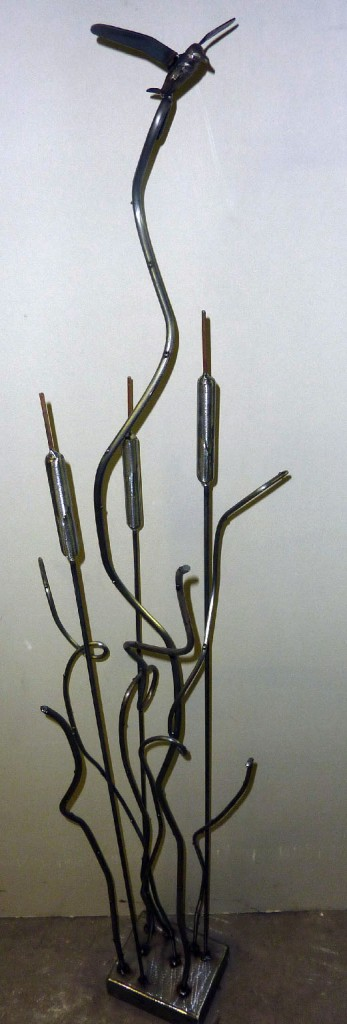 Over the Bulrushes $145
